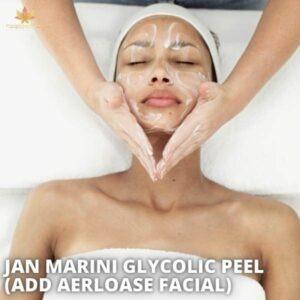 Jan Marini Glycolic Peel for Hyperpigmentation With Aerolase Facial